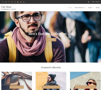 City-Store-eCommerce-Theme