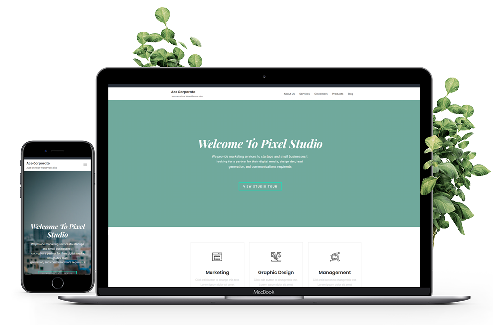 100% authentic c26fc 9ac1f Elegant Niche focused WordPress Themes by Yudlee Themes