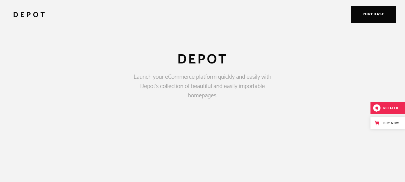 Depot-premium-eCommerce-WordPress-theme-Yudlee-themes