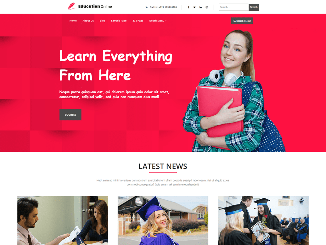 Education-Online-free-education-business-responsive-WordPress-theme-Yudlee-themes