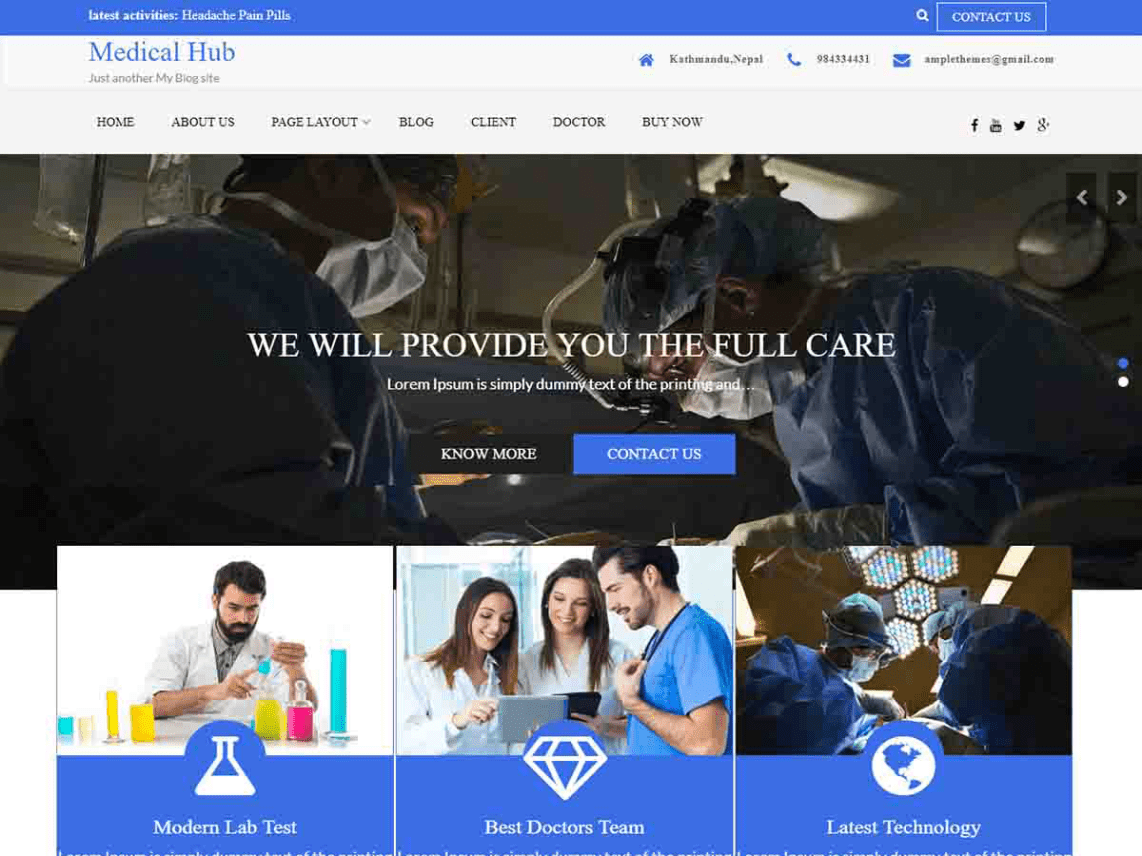 Medical-Hub-responsive-Free-WordPress-themes-CodePixelz
