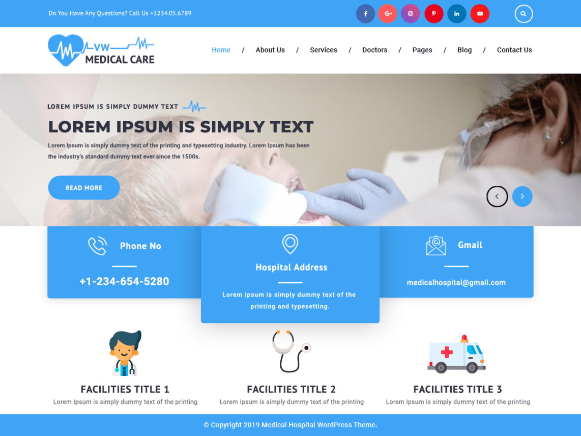 VWmedical-free-medical-WordPress-themes-Yudlee themes