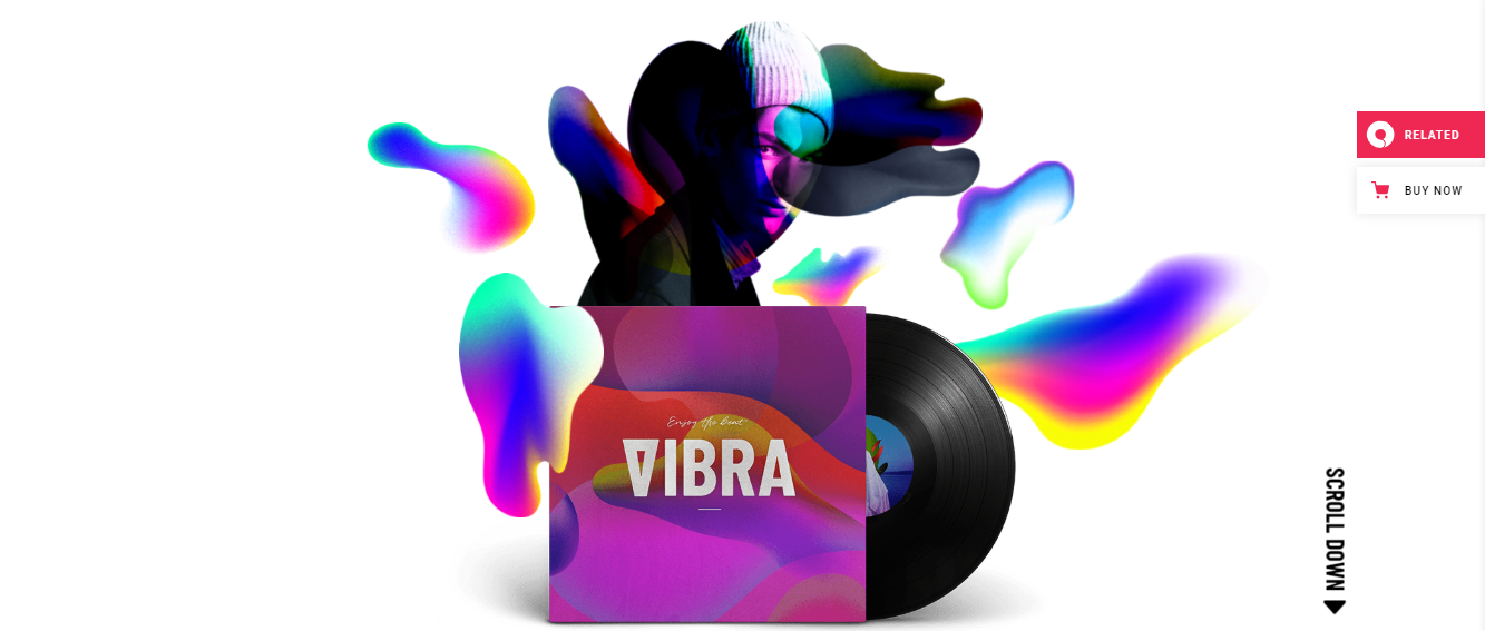 Vibra-premium-music- WordPress-theme-Yudlee-themes