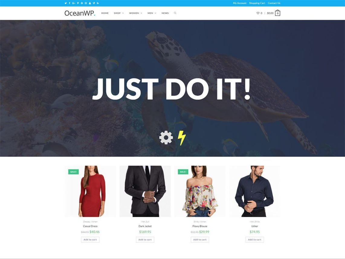 OceanWP-free-responsive-eCommerce-WordPress-Yudlee-themes