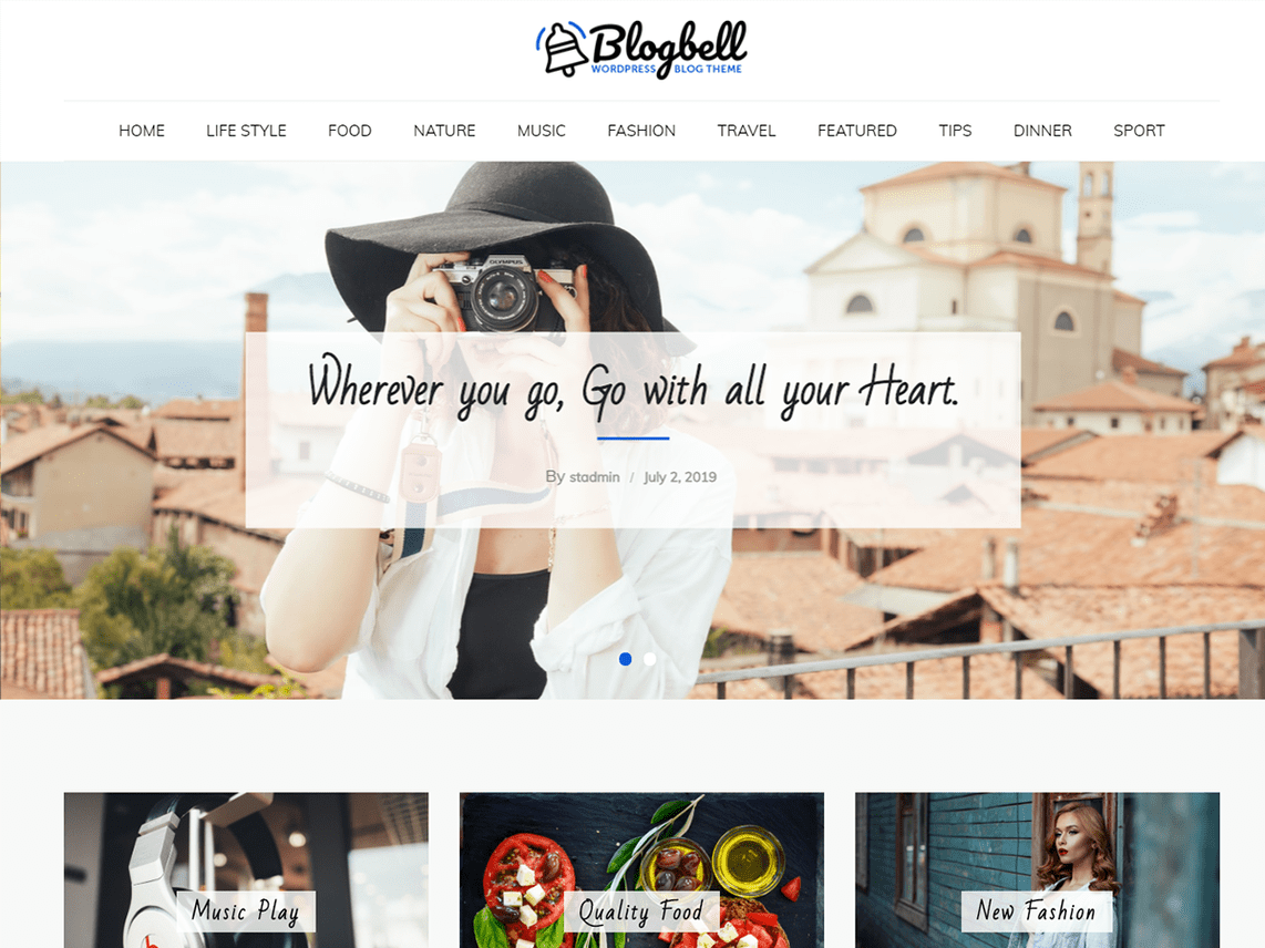 BlogBell-free-responsive-Blogging-WordPress-theme-Yudleethemes
